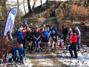 Start van de Bergloop 2019