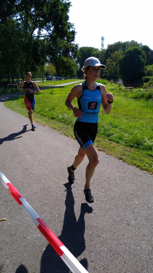 Imme Lammertink in Veenendaal