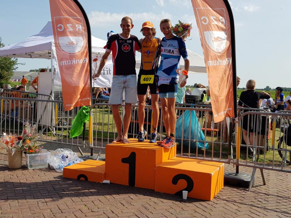 Roelof Lovink: 3e plek in Renkum